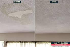 Cornelius Popcorn Ceiling Repair